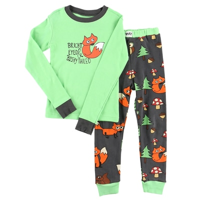 Bushy Tailed Pajama Set
