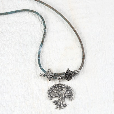 Trees for Wildlife Necklace