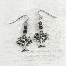 Trees for Wildlife Earrings