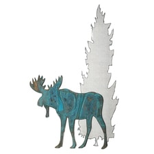 Moose Mountain Wall Art