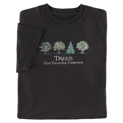 Trees for Wildlife Organic Tee