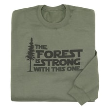 The Forest is Strong Pullover