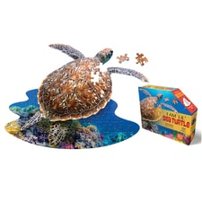 I am Lil' Sea Turtle Puzzle
