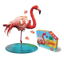 I am Lil' Flamingo Puzzle