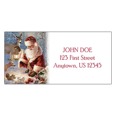 Abundance of Joy Address Labels