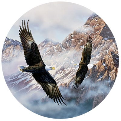 Land of the Free Envelope Seals