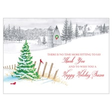 Perfect Winter Day Card