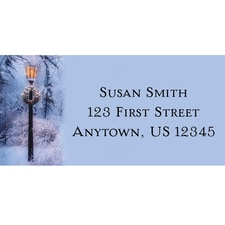 Beautiful Path Address Labels