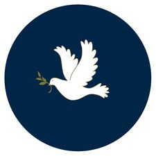 Come in Peace Envelope Seals