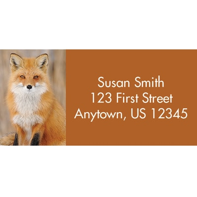 Sitting Pretty Address Labels