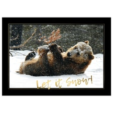 Baby Grizzly Card
