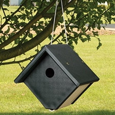 Wren and Chickadee Nesting Box
