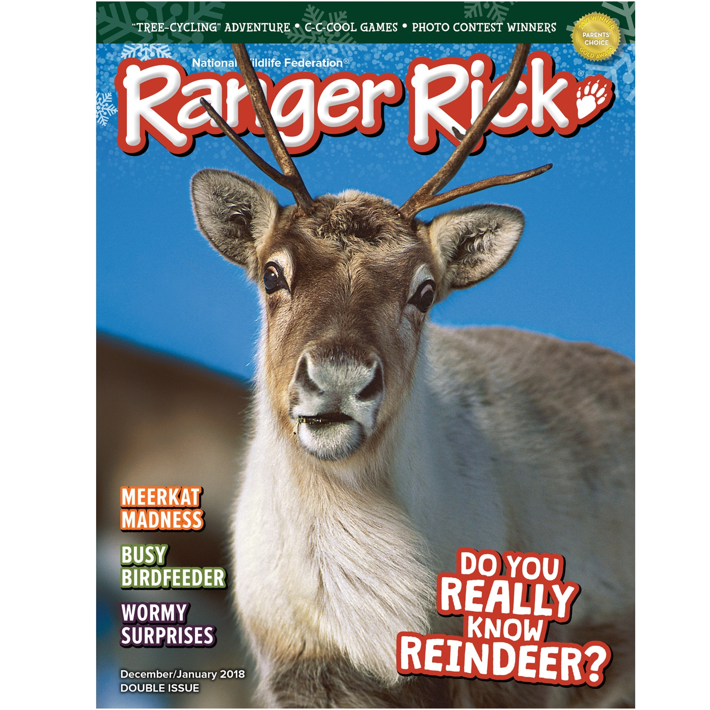 Ranger Rick 1 year Subscription   Shop NWF