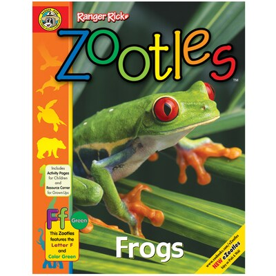 Ranger Rick Zootles 1 year Subscription