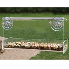 Open Diner Window Feeder