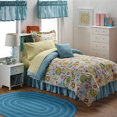 Nature Girl Bedding Set