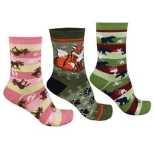 Northwoods Sock Set