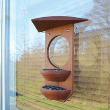 Songbird Window Feeder