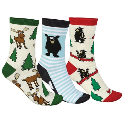 Northern Exposure Sock Set