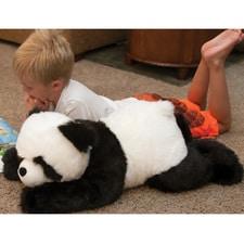 Jumbo Panda Plush
