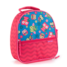 Pink Owl Collection Lunch Box