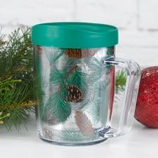Pinecone Travel Mug