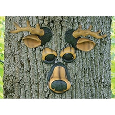 Deer Tree Face