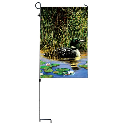 Loon Lake Collection Mini Flag