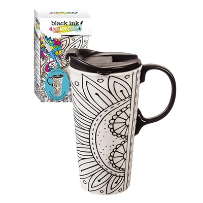 Wildflowers Just Add Color Mug