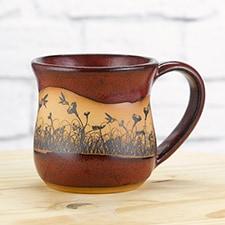 Hummingbird Wrap Mug