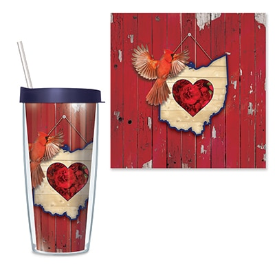 Ohio Travel Tumbler