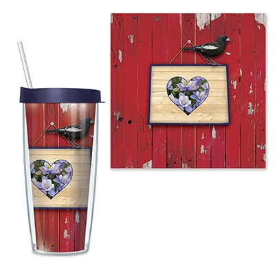 Colorado Travel Tumbler