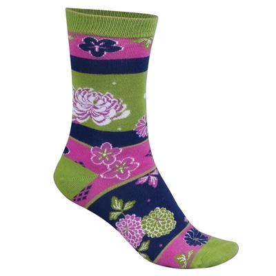 Spring Flowers Socks