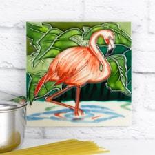 Flamingo Trivet