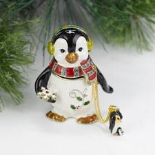 Penguin Treasure Box