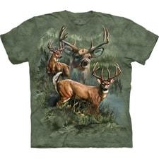 Deer Collage Tee