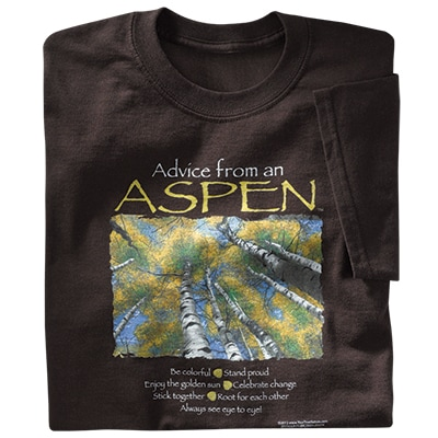 Advice from the Aspen Tee