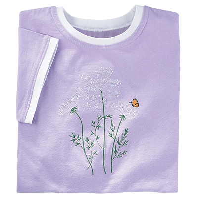Queens Meadow Tee