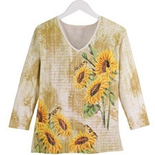 Happy Sunflower Tee