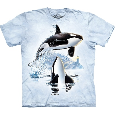 Orca Up and Over Tee