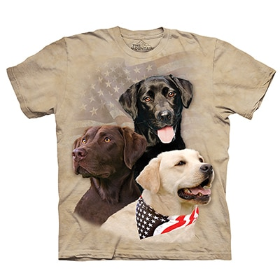 Labrador Retriever Tee
