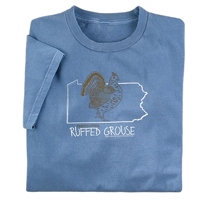 Pennsylvania Ruffed Grouse Tee