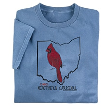 Ohio Northern Cardinal Tee