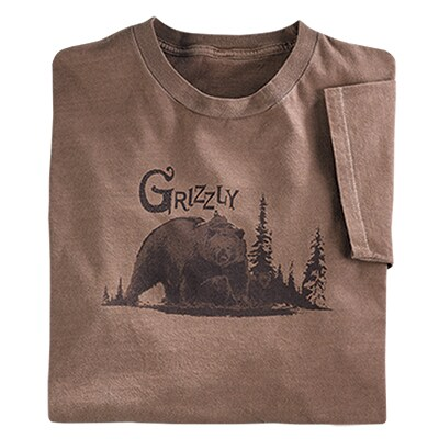 Grizzly Organic Tee