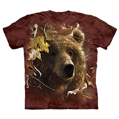 Autumn Grizzly Tee