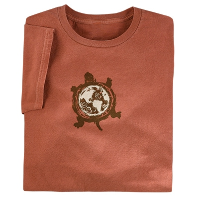 Turtle Earth Organic Tee