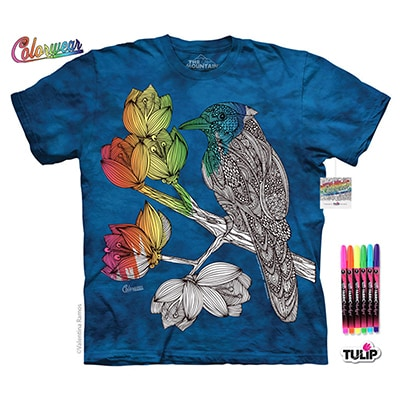 Songbird Colorwear Tee