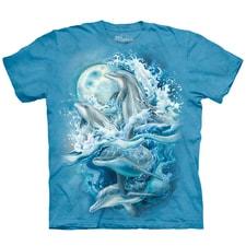 Dashing Dolphin Tee