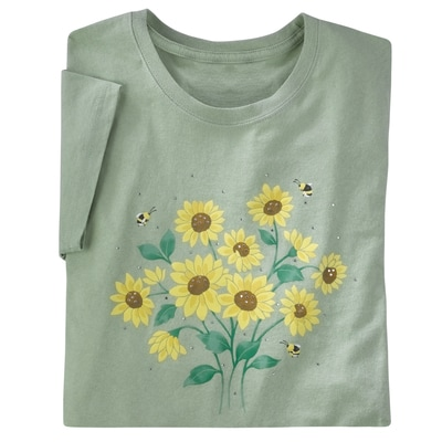 Bee Bouquet Tee