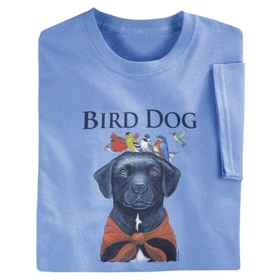 Bird Dog Friends Tee